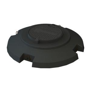 Опорная-плита-УОП-6-с-люком-ВЧШГ-шарнирного-типа-ТМ-(Д400)-с-РТИ-(ОУЭ-600)